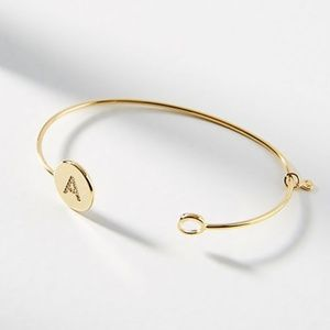 M Bracelet ~ Anthropologie